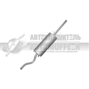 Глушитель-ВАЗ-2112