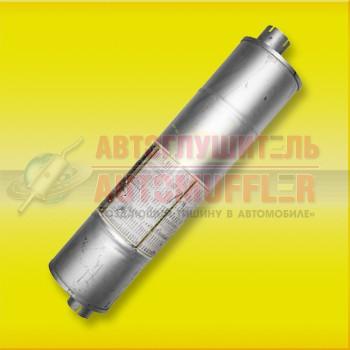 Глушитель  ГАЗ 33021