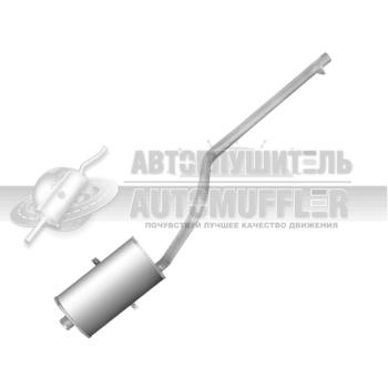 Глушитель-Москвич-412