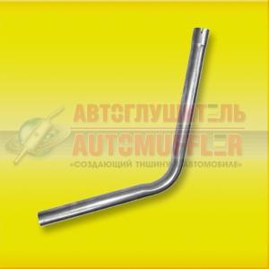 Труба выхлопная ГАЗ 2217 («Соболь»)
