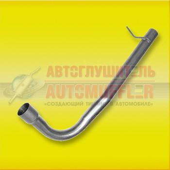 Труба выхлопная ГАЗ 2705 но(«ГАЗель»)