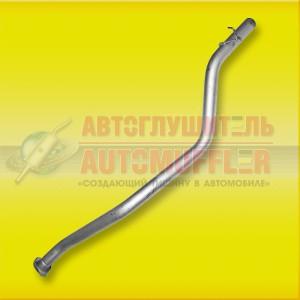 Труба выхлопная ГАЗ 3302 Евро3 («ГАЗель»)