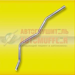 Труба выхлопная ПАЗ 3205 передняя