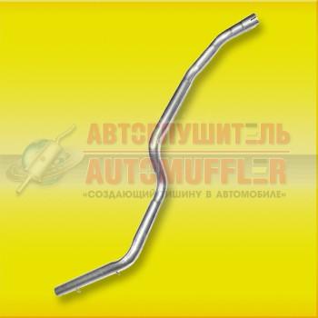 Труба выхлопная ПАЗ 3205 средняя