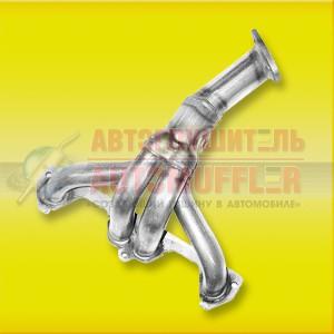 Труба приемная ВАЗ 21101 16 клап.1 дат.