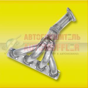Труба приемная ВАЗ 21101 16 клап.2 дат.