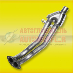 Труба приемная ГАЗ 2217 (Соболь)