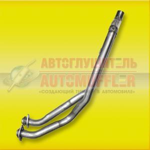 Труба приемная  ГАЗ 31029 (КПП-4-ст)