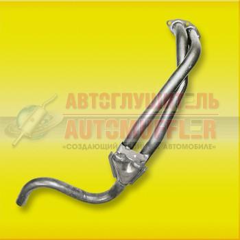 Труба приемная  ГАЗ 31029 (406 двигатель)