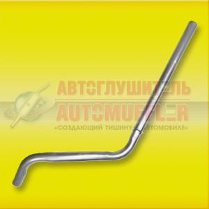 Труба приемная ПАЗ 3205 левая