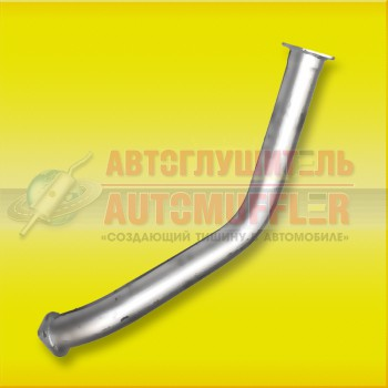 Труба промежуточная ГАЗ 3309 (245 двигатель)