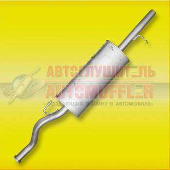глушитель ВАЗ 2112 Евро 3