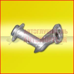 33_Труба  приемная  ГАЗ 3302 (дв. 405) Евро 2 под катализатор