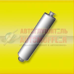 Глушитель ГАЗ 4301