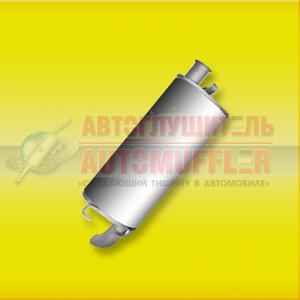 Глушитель ИЖ 2126