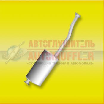 Глушитель УАЗ Патриот (409 дв)