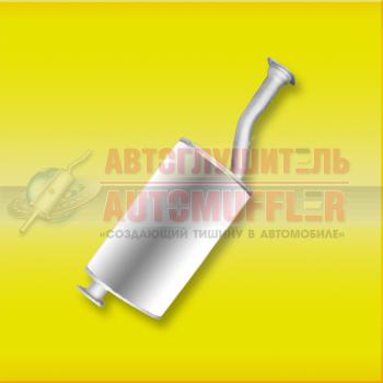 Глушитель УАЗ Хантер (409 дв)