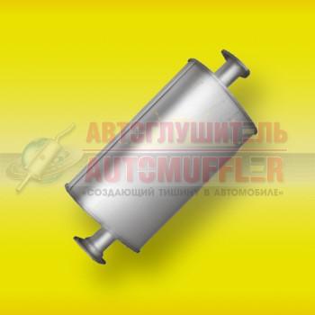 Глушитель УАЗ 452 (4213 дв) инжектор