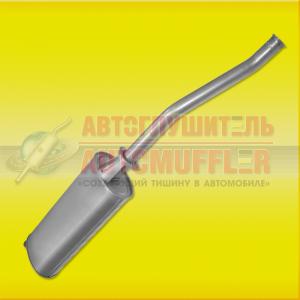 Глушитель 3302 (УМЗ) ГОСТ