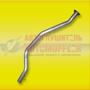 Труба выхлопная ГАЗ 2217 Евро 3