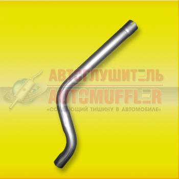 Труба выхлопная ГАЗ 2217 (405 дв