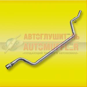 Труба выхлопная ГАЗ 3302 рестайлинг