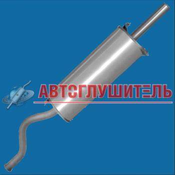 глушитель газ 2108 ГОСТ