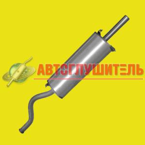 (1)03_Глушитель ВАЗ 2108-09 (2109)