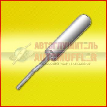 18_Глушитель МАК ГАЗ 3302 Люкс (глушитель+резонатор)