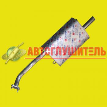 2_Глушитель Hyundai Accent 1.5 л