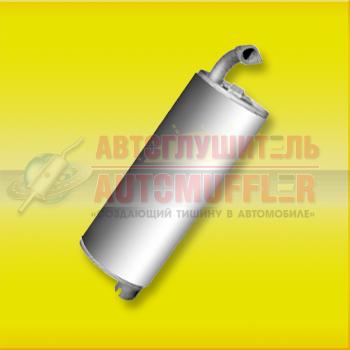 Глушитель ГАЗ 3102 Волга Стандарт