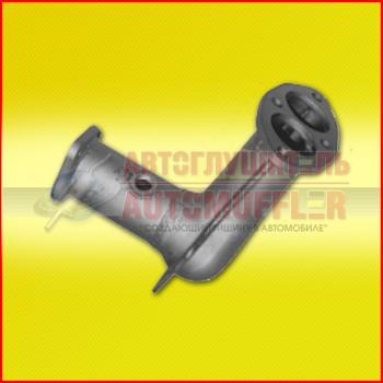34_Труба приемная ГАЗ 3302 (дв. 4052) Евро 3 АК 2705-70-1203010-10