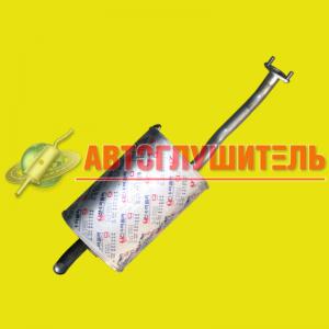 3_Глушитель Hyundai Verna АК 112143АМ