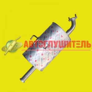 5_Глушитель Hyundai Porter 2 2005-АК 133623 АМ