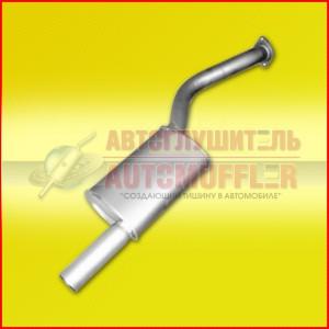 21_Резонатор УАЗ Хантер (409 дв. под 2 болта) АК 3160-20-1202008
