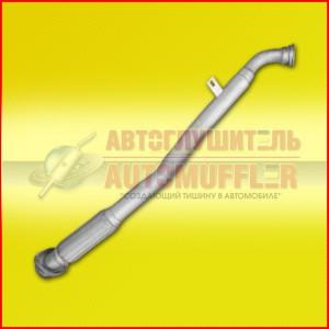 43_Труба приемная ГАЗ 3302 (дв. Камминс) евро4 заменитель катализатора АК 33023-1206005-11