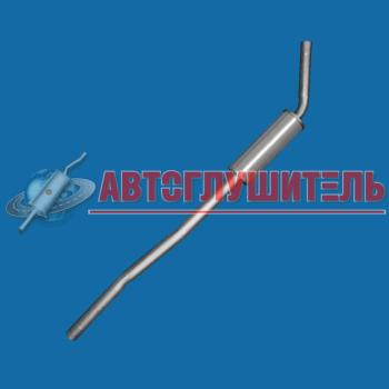 (10)резонатор ВАЗ 2121