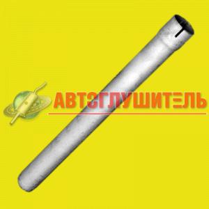 (22)Труба промежуточная ГАЗ 27053 (двУМЗ 4215)