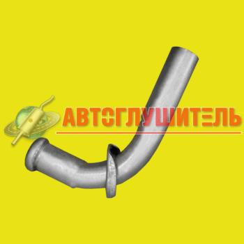 (24)Труба выхлопная ГАЗ 3302 Евро3 выход в бок (ГАЗель)_АК 33023-1203170-10-01