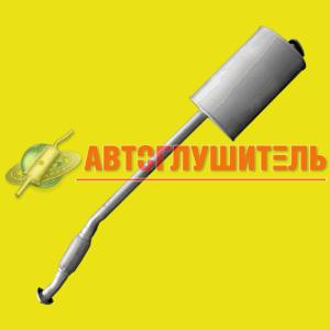 (31)Глушитель УАЗ 3163 с 2008 г. Евро-3 н.о