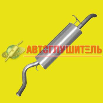 (35)Глушитель ВАЗ 2190 Гранта