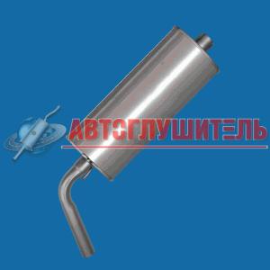 (5)Глушитель Нива -Шевролет ваз 2123